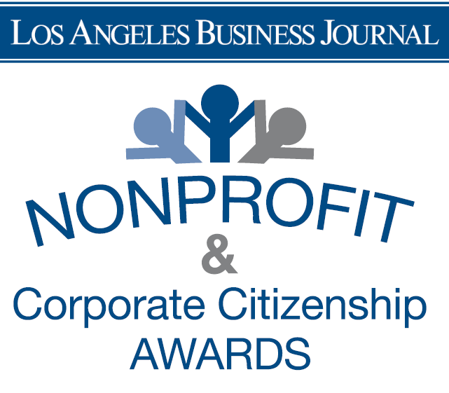 LA Business Journal Award Logo