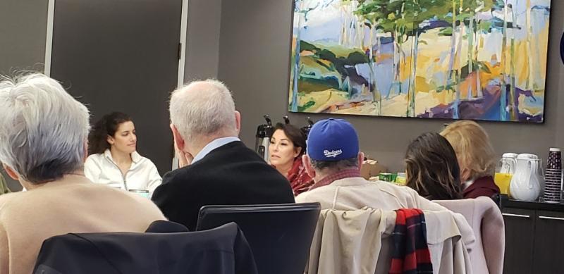 LevittQuinn Winter Board Meeting 2019