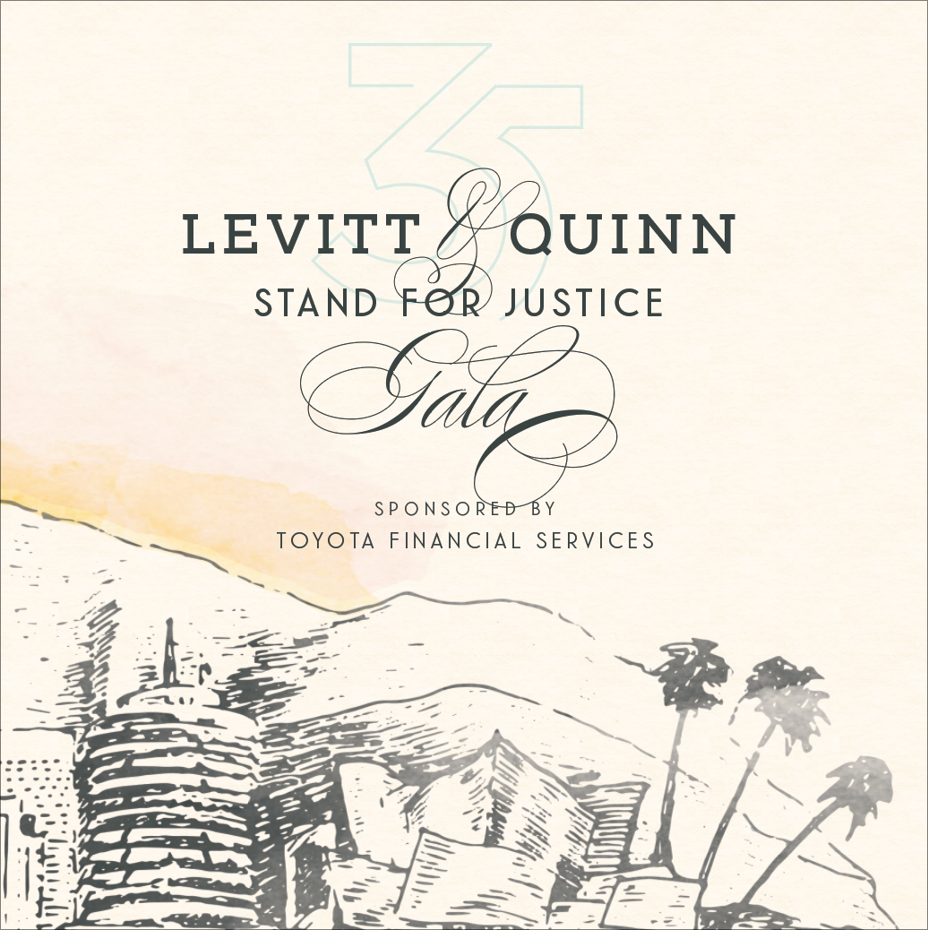 Stand for Justice Gala 2016