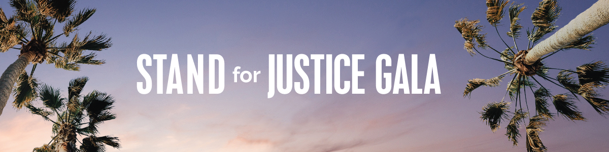 2019 Stand for Justice Gala